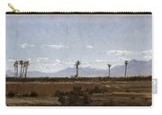 Palm Trees In Elche Carry-all Pouch