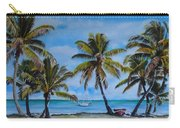 Palm Trees In The Keys Carry-all Pouch