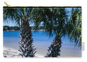 Palm Trees Of Gulf Breeze Carry-all Pouch