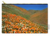 Palmdale Poppies Carry-all Pouch
