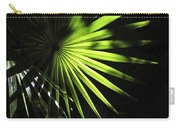 Palmetto And Rays Carry-all Pouch