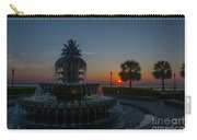 Palmetto Sunrise Carry-all Pouch