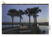 Palmetto View To Old Pitt Street Bridge Carry-all Pouch