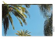 Palms In The Sky Carry-all Pouch