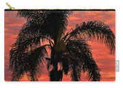 Palmtree Apocalypse Carry-all Pouch