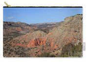 Palo Duro Canyon 021013.282 Carry-all Pouch