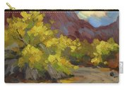 Palo Verde Trees Carry-all Pouch