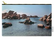 Palombaggia Beach And Rocks, Corsica Carry-all Pouch