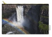 Palouse Falls II Carry-all Pouch by Mark Kiver