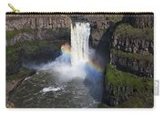 Palouse Falls Carry-all Pouch by Mark Kiver