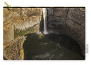 Palouse Falls With Rainbow Carry-all Pouch