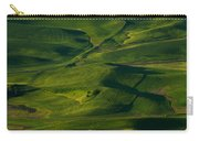 Palouse Green Carry-all Pouch