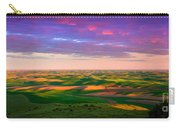 Palouse Land And Sky Carry-all Pouch