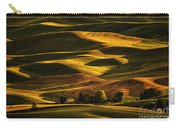 Palouse Sunset From Steptoe Butte Carry-all Pouch