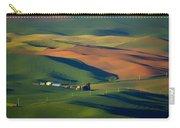 Palouse - Washington - Farms - 1 Carry-all Pouch by Nikolyn McDonald