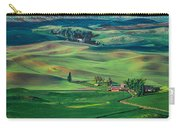 Palouse - Washington - Farms - 4 Carry-all Pouch
