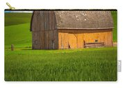 Palouse Yellow Barn Carry-all Pouch