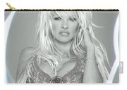 Pamela Anderson - Angel Rays Of Light Carry-all Pouch