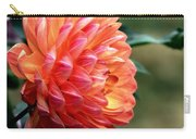 Pamela Howden Dahlia In Color Carry-all Pouch