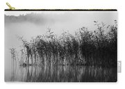 Pampas Grass In Fog Carry-all Pouch