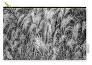 Pampas Grass Monochrome Carry-all Pouch