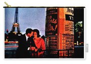 Pan Am To Paris Carry-all Pouch