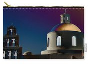 The Church Of Panagia Of Platsani Carry-all Pouch