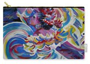 Panama Carnival. Folk Dancers Carry-all Pouch