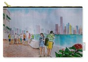Panama City Panama Carry-all Pouch