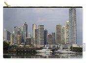 Panama City Skyline Panama Carry-all Pouch