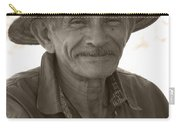 Panamanian Country Man Carry-all Pouch