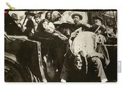 Pancho Villa Ambushed July 20 1923 1923 Dodge Touring Car 1923-2013 Carry-all Pouch