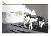 Pancho Villa Talking To Firing Squad Sonora C.1914-2013 Carry-all Pouch