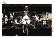 Pancho Villa With Cross Thatched Bandolier  Rebel Camp No Date Or Locale Carry-all Pouch