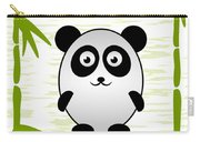 Panda - Animals - Art For Kids Carry-all Pouch