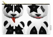 Panda Kiss  Carry-all Pouch