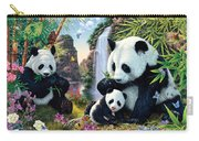 Panda Valley Carry-all Pouch