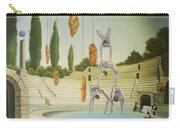 Pane Et Circenses Carry-all Pouch