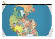 Pangaea Politica By Massimo Pietrobon Carry-all Pouch