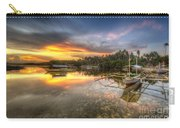 Panglao Port Sunset Carry-all Pouch