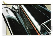 Panhard Car Advertisement Carry-all Pouch