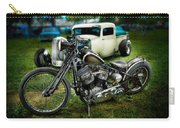 Panhead Harley And Ford Pickup Carry-all Pouch