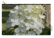 Panicled Hydrangea Carry-all Pouch