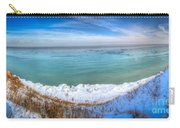 Panning Lake Michigan Carry-all Pouch