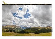 Panorama Atop Independence Pass Carry-all Pouch