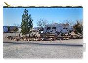 Panorama Cedar Cove Rv Park Street 2 Carry-all Pouch