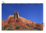 Panorama Chapel Of The Holy Cross Sedona Az Carry-all Pouch