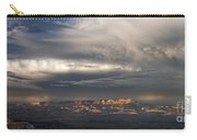 Panorama Clearing Summer Storm Bryce Canyon National Park Utah Carry-all Pouch