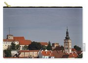 panorama - Mikulov castle Carry-all Pouch by Michal Boubin