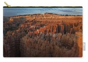 Panorama Of Bryce Canyon Amphitheater Carry-all Pouch